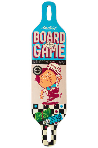 "Madrid Dream DT 39"" (99cm) Longboard Deck (boardgame)"