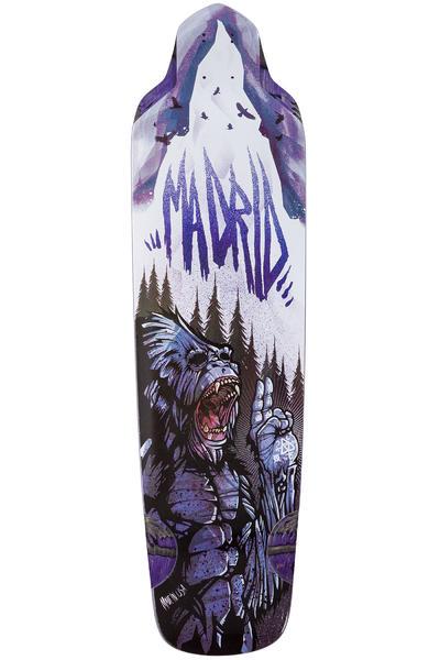 """Madrid Bigfoot 38.25"""" (97,2cm) Tabla Longboard"""