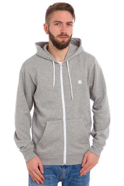 Element Nova Zip-Hoodie (grey heather)