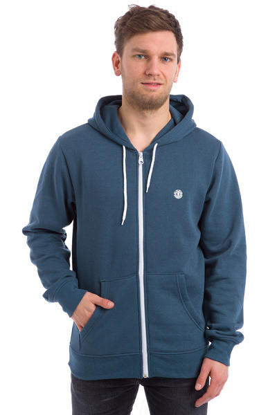 Element Nova Zip-Hoodie (midnight blue)