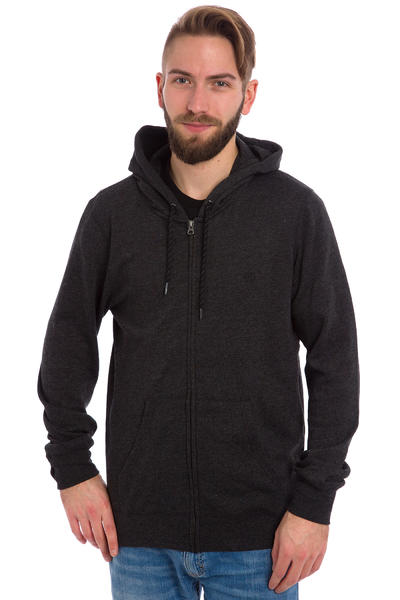 Element Cornell Zip-Hoodie (heather charcoal)