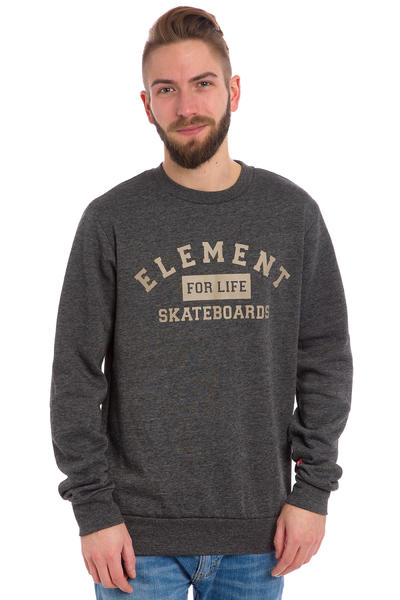 Element For Life Sweatshirt (charcoal heather)