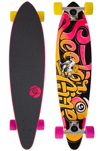"""Sector 9 Swift 34.5"""" (87,6cm) Komplett-Longboard (pink)"""