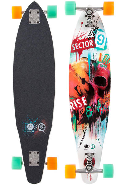 "Sector 9 Rise & Fall 38.5"" (97,8cm) Complete-Longboard"
