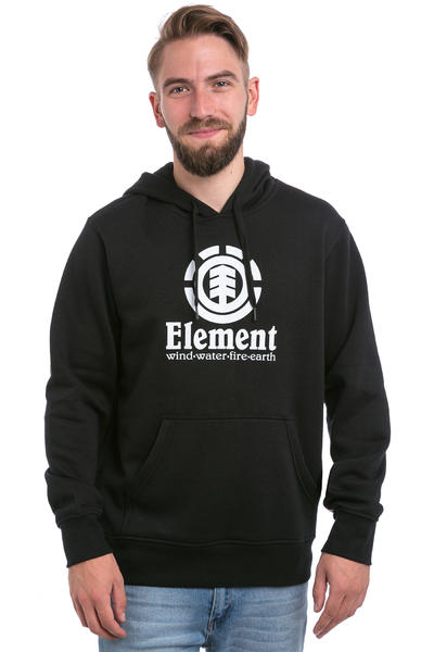 Element Vertical Hoodie (flint black)