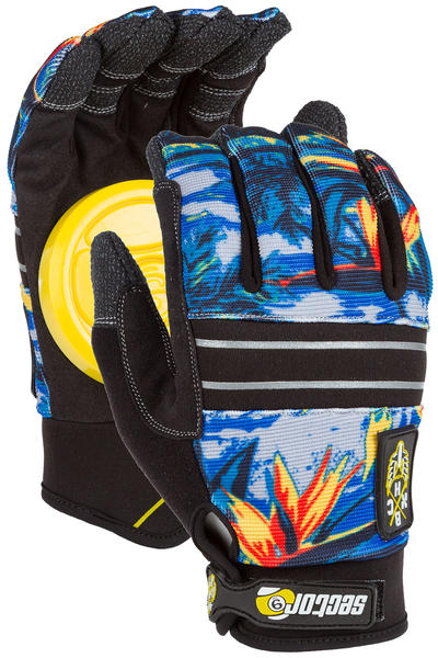 Sector 9 BHNC Slide Gloves (hawaiian)