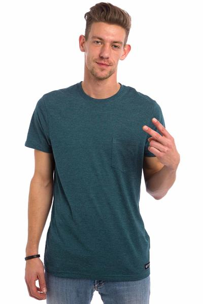 Element Basic CR Pocket T-Shirt (legion blue heather)