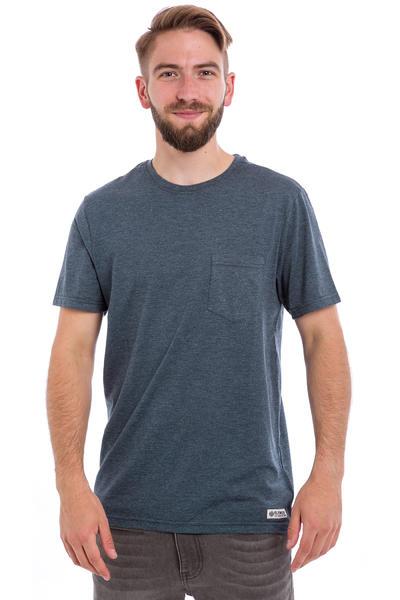 Element Basic CR Pocket T-Shirt (midnight blue heather)