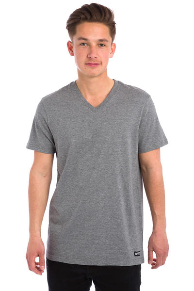 Element Basic V T-Shirt (grey heather)
