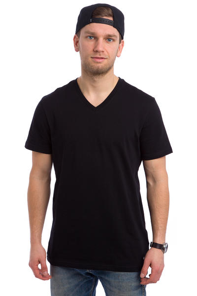 Element Basic V T-Shirt (flint black)