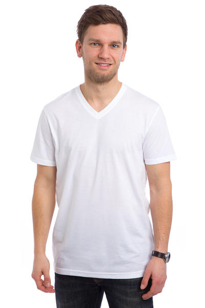 Element Basic V T-Shirt (optic white)