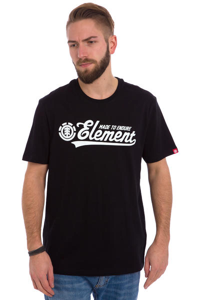Element Signature T-Shirt (flint black)