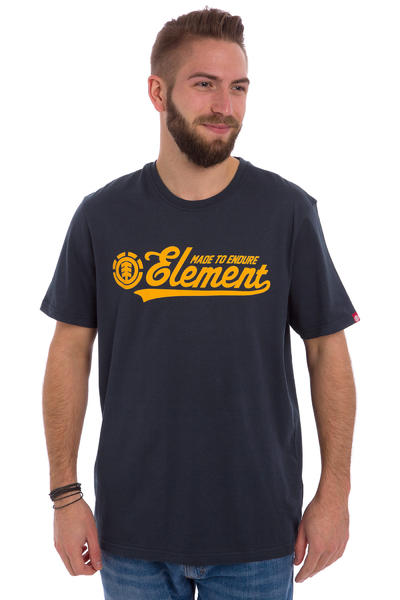 Element Signature T-Shirt (eclipse navy)