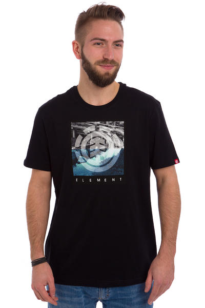Element Flow T-Shirt (black)