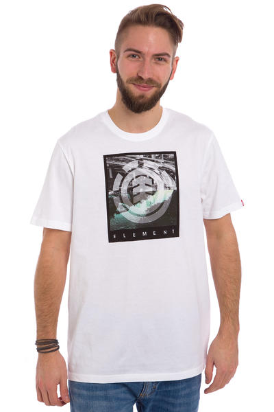 Element Flow T-Shirt (white)