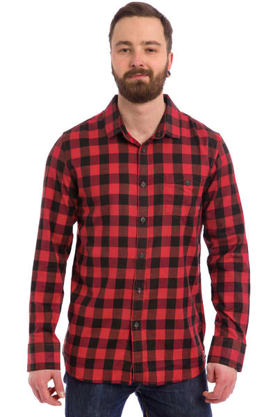 Element 92 Buffalo Shirt (red)