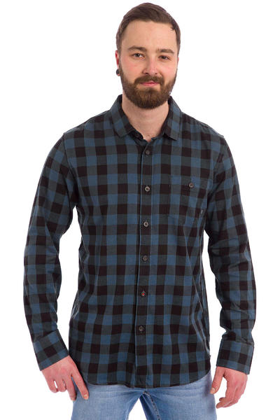 Element 92 Buffalo Shirt (midnight blue)