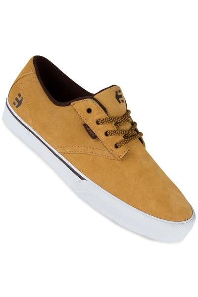 Etnies Jameson Vulc Shoe (tan brown white)
