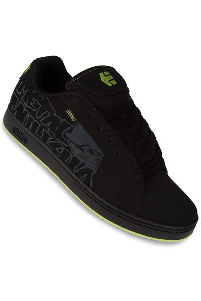 Etnies Metal Mulisha Fader Shoe (black black)