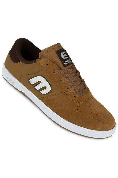 Etnies Lo-Cut Shoe (brown white gum)