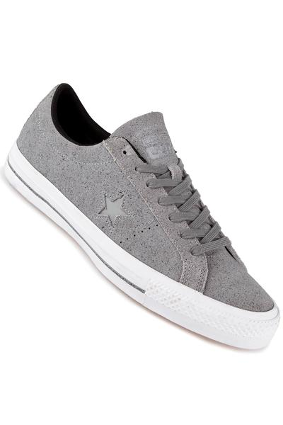 Converse CONS One Star Pro Shoe (dolphin black white)