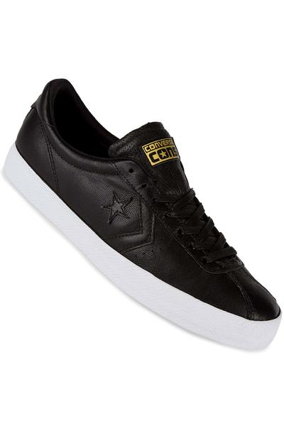 Converse CONS Breakpoint Schuh (black black gold)