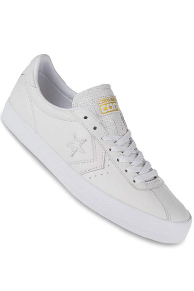 Converse CONS Breakpoint Schuh (white white gold)