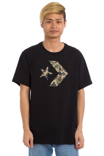 Converse CONS Star Chevron Camo T-Shirt (converse black)