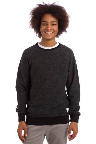 Wemoto Kenny Reversed Sweatshirt (black)