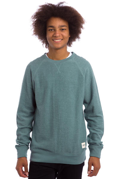 Wemoto Kenny Reversed Sweatshirt (green)