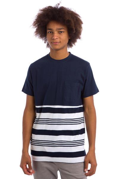 Wemoto Shorty T-Shirt (navyblue white)