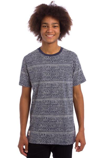 Wemoto Plaid T-Shirt (navyblue)