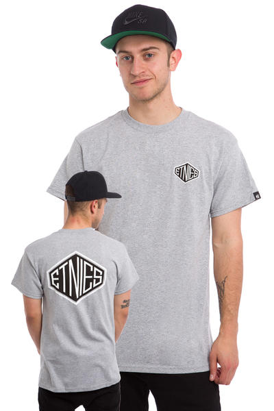 Etnies Stanwick T-Shirt (grey heather)