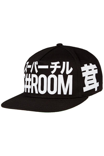 Official Crown of Laurel S#HROOM Cap (black)