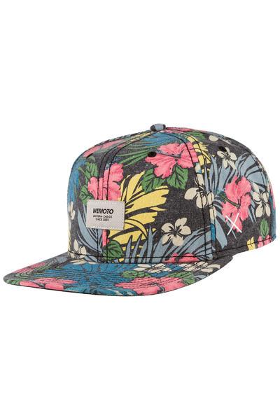 Wemoto Swindon Strapback Cap (black)