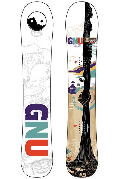 Gnu Mullair 155cm Snowboard 2015/16