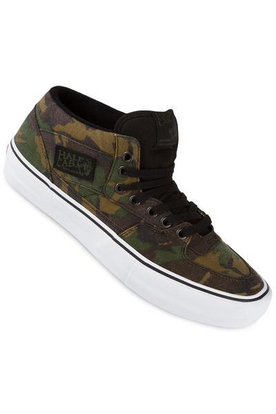 Vans Half Cab Pro Shoe (camo black)