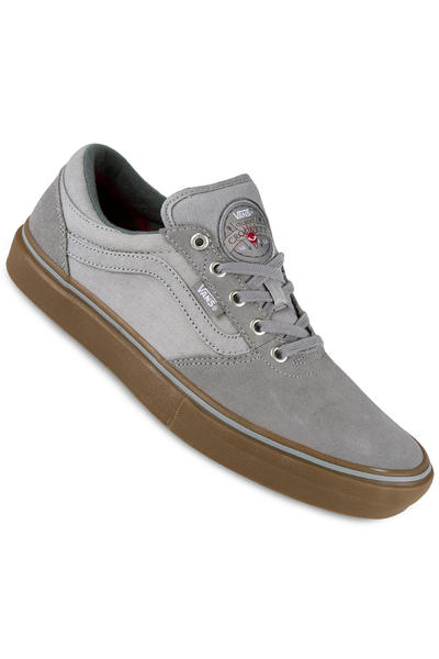 Vans Gilbert Crockett Shoe (chambray grey gum)