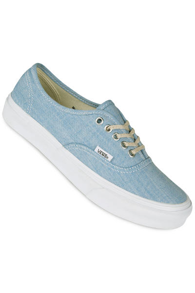 Vans Authentic Slim Shoe women (chambray blue true white)