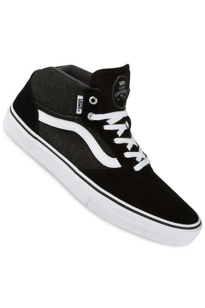 Vans Gilbert Crockett Schuh (black asphalt white)