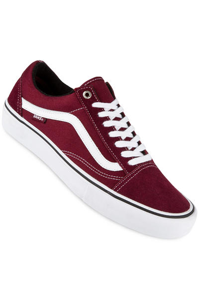 Vans Old Skool Pro Schuh (port white)