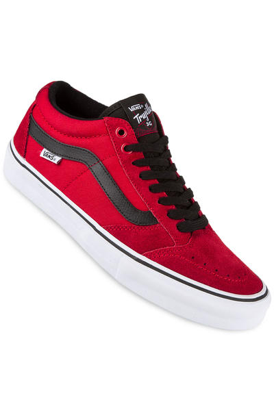Vans TNT SG Schuh (bright red black white)