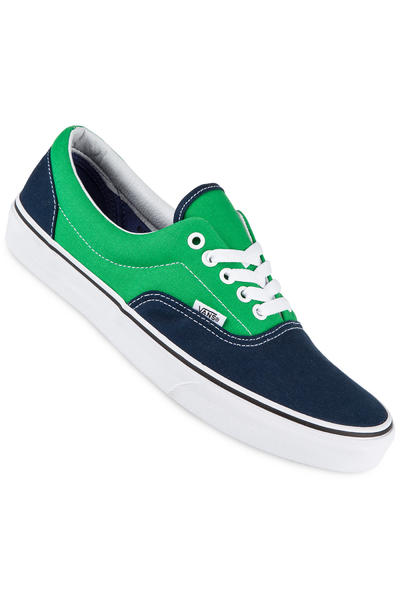 Vans Era Shoe (dress blues kelly green)