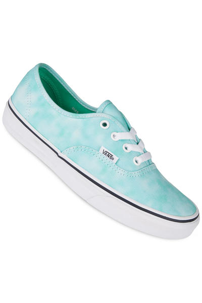 Vans Authentic Schuh women (tie dye turquoise)