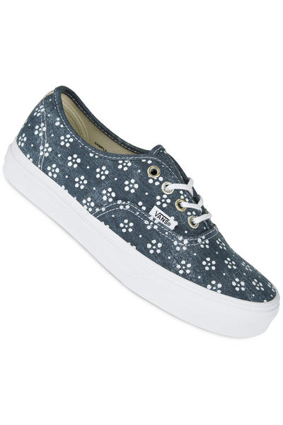 Vans Authentic Schuh women (webbing batik navy)