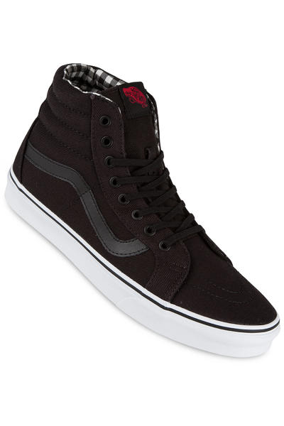 Vans Sk8-Hi Reissue Shoe (twill gingha)