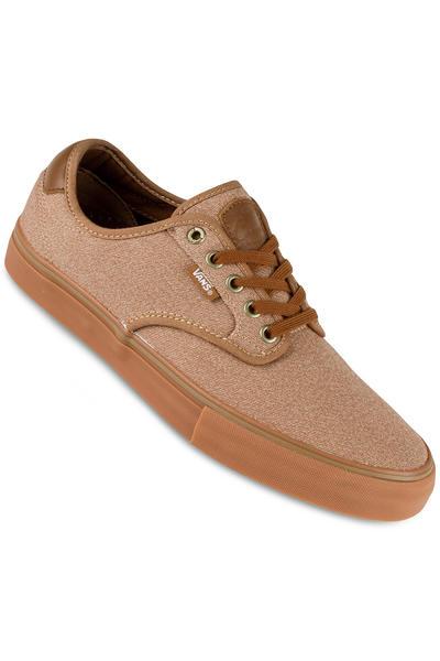 Vans Chima Ferguson Pro Schuh (covert twill khaki gum)