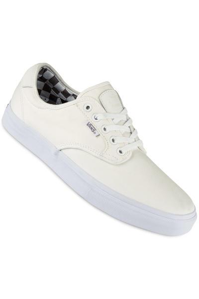 Vans Chima Ferguson Pro Schuh (mono white white)