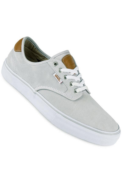 Vans Chima Ferguson Pro Schuh (light grey white)
