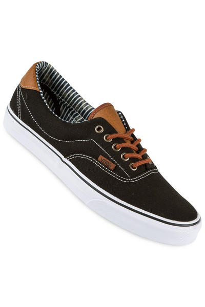 Vans Era 59 Schuh (black stripe denim)